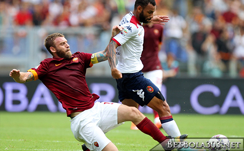 AS Roma vs Cagliari