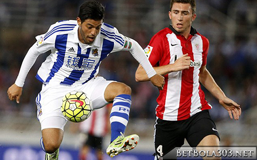 Athletic Bilbao vs Real Sociedad