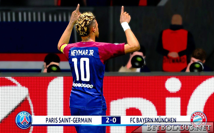 Bayern Munchen vs Paris Saint Germain