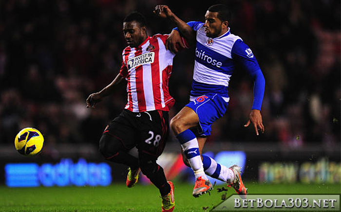 Sunderland vs Reading